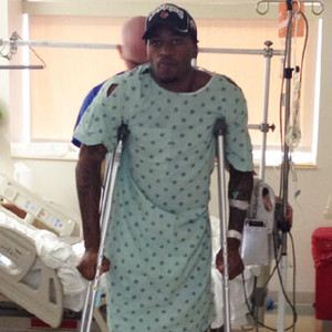 Kevin Ware, Twitter