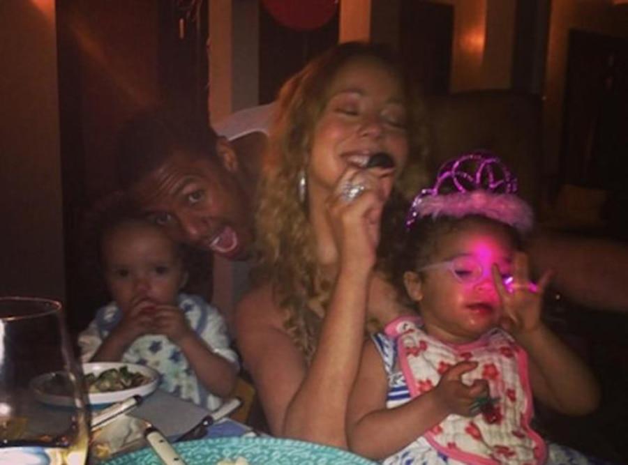 Mariah Carey, Nick Cannon, Instagram