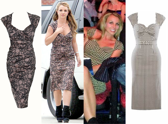 Britney Spears, Stop Staring Clothing
