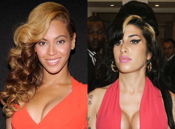 Amy Winehouse, Beyonce