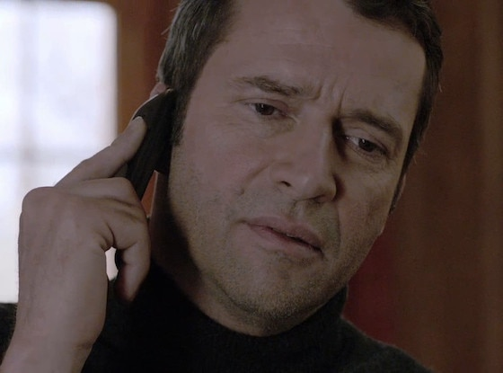 James Purefoy, The Following