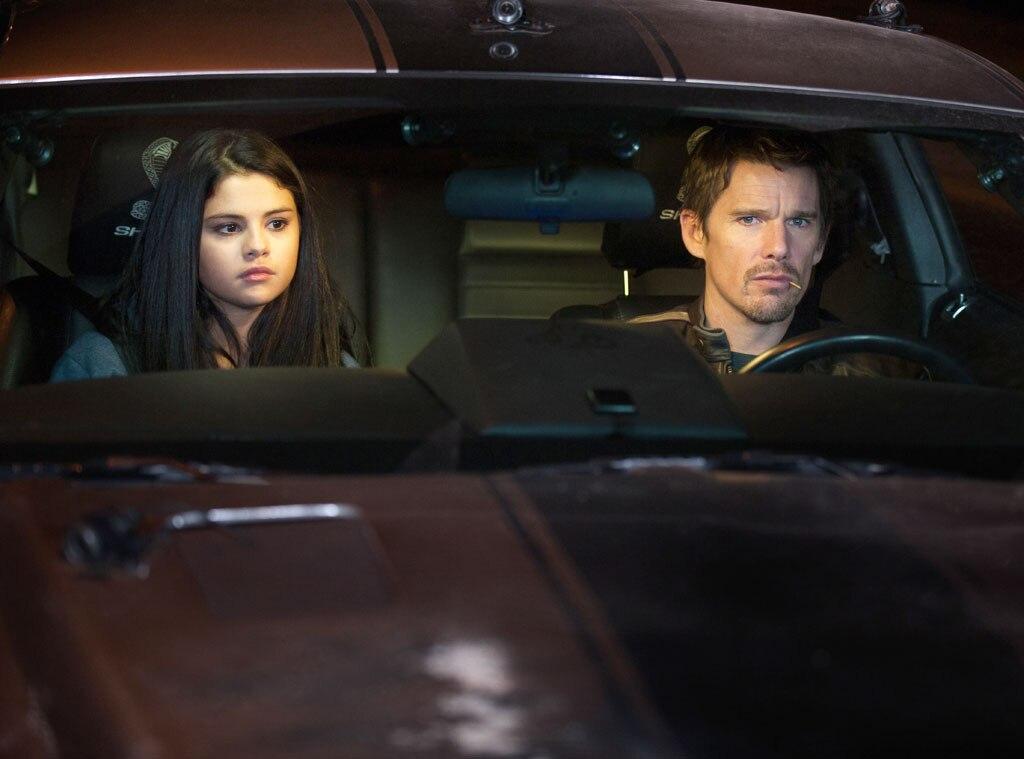 Getaway, Selena Gomez, Ethan Hawke