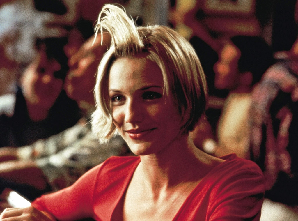 Cameron Diaz, Theres Something About Mary, Crazy OnScreen Hairdos