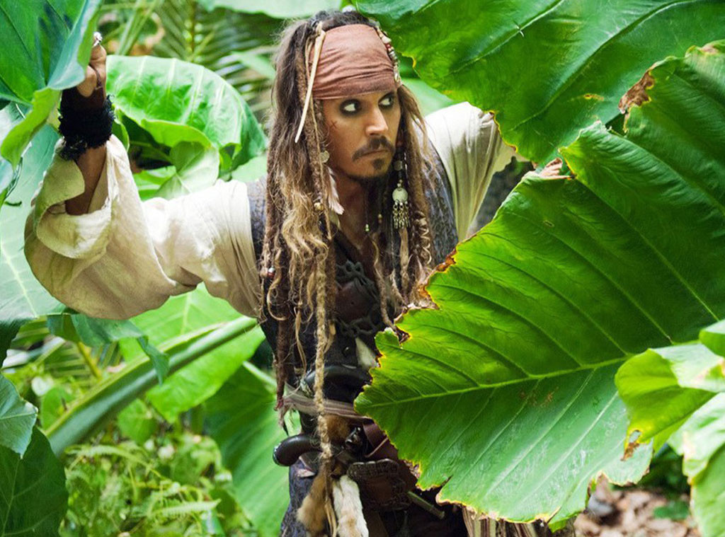 Johnny Depp, Pirates of the Caribbean 4: On Stranger Tides
