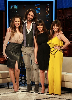Kardashians on Chelsea Lately