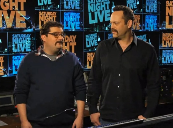 Vince Vaughn, Bobby Moynihan, Saturday Night Live