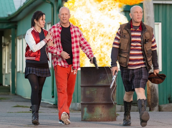 Mary-Louise Parker, Bruce Willis, Red 2
