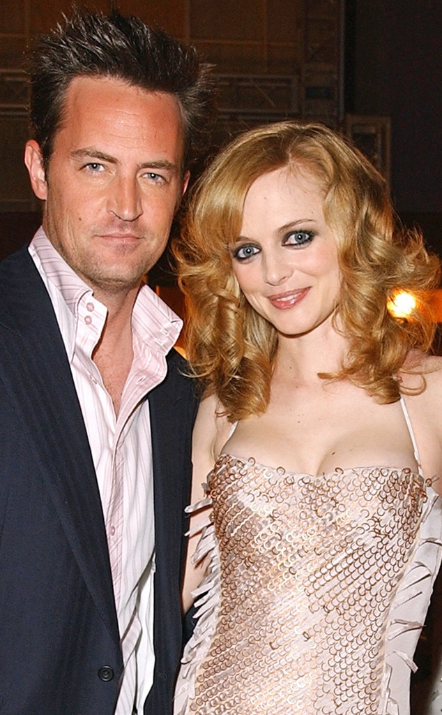 Matthew Perry, Heather Graham, Odd Couple