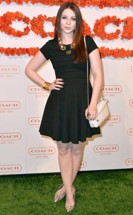 Michelle Trachtenberg, Red Hair