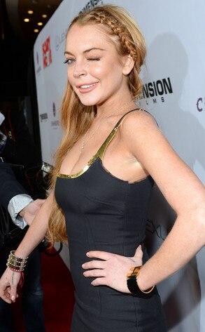 Lindsay Lohan, Scary Movie 5