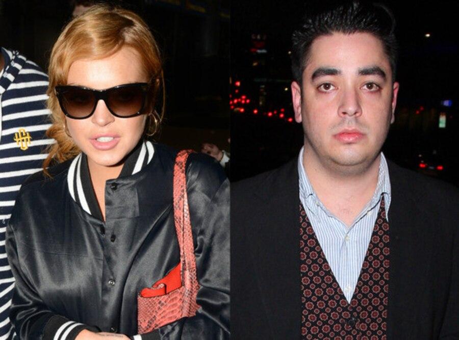 Lindsay Lohan, Gavin Doyle
