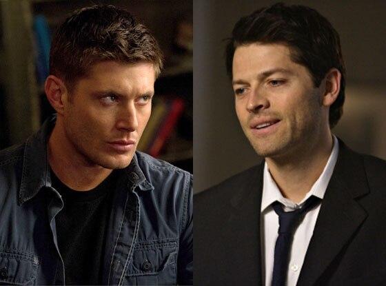 Jensen Ackles, Supernatural, Misha Collins