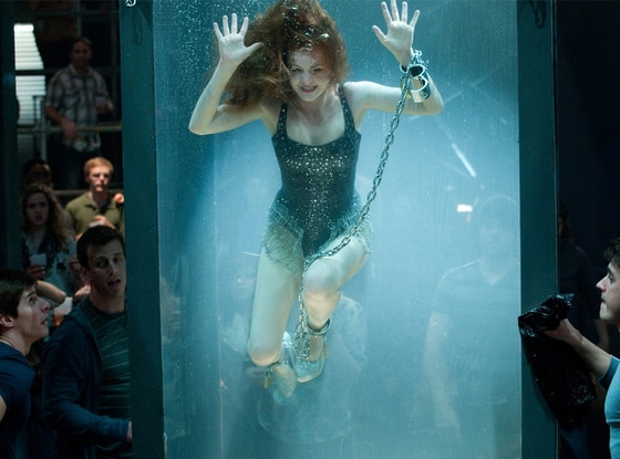 Isla Fisher, Now You See Me