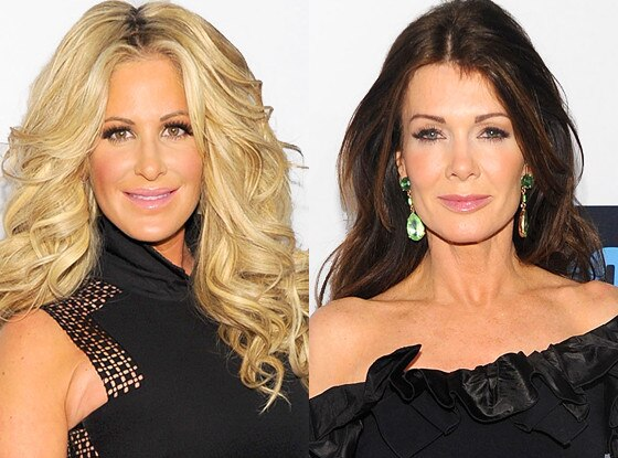 Kim Zolciak, Lisa Vanderpump