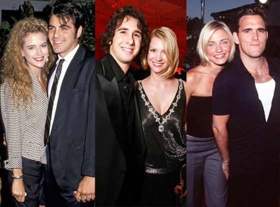 Josh Groban, January Jones, Cameron Diaz, Matt Dillon, Kelly Preston, George Clooney