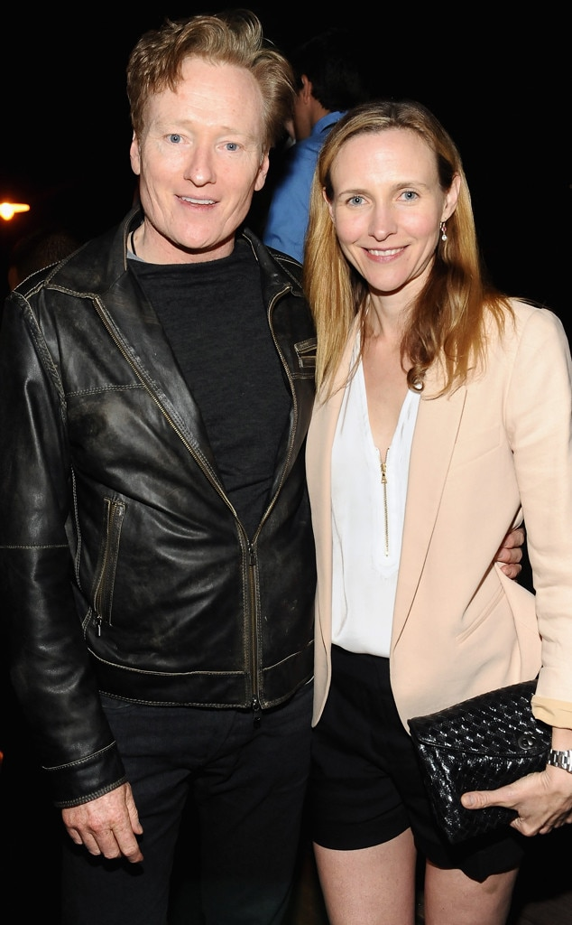 Conen O'Brien, Liza Powel O'Brien, Coach