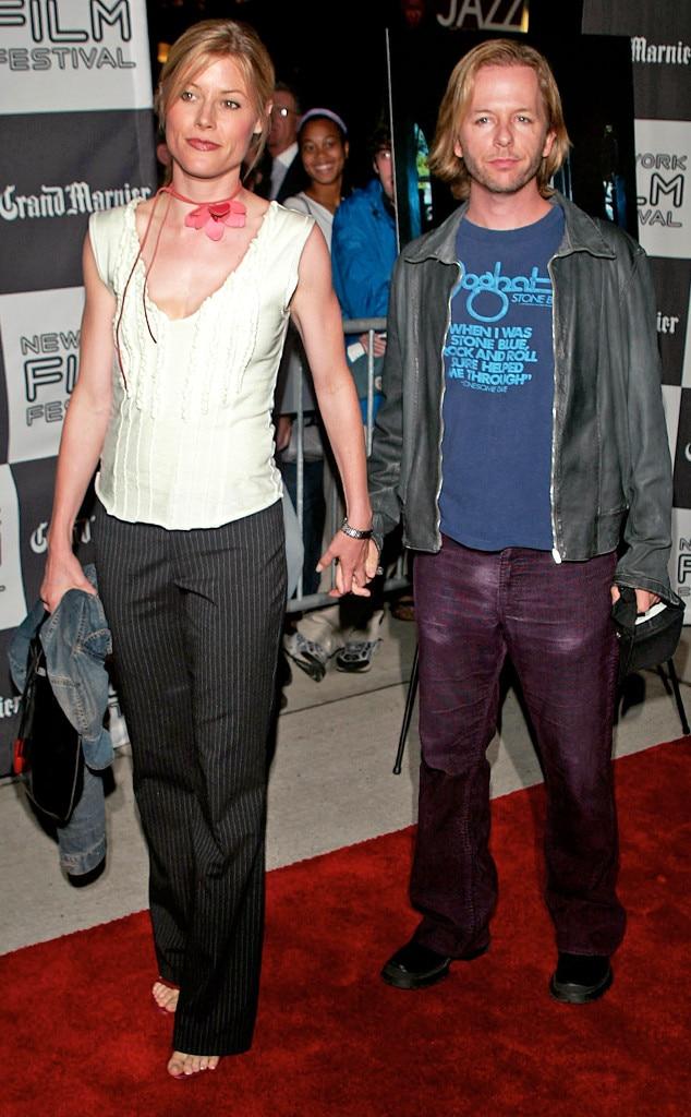 Julie Bowen, David Spade, Odd Couple