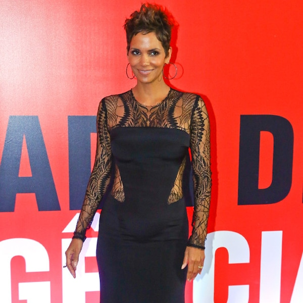 Back In Black From Halle Berry 39 S Best Looks E News