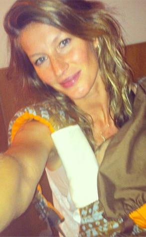 Gisele Bundchen, Twitter