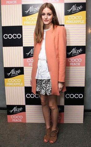 Olivia Palermo, Alize
