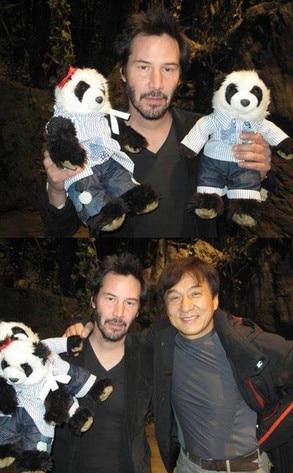 Keanu Reeves, Jackie Chan