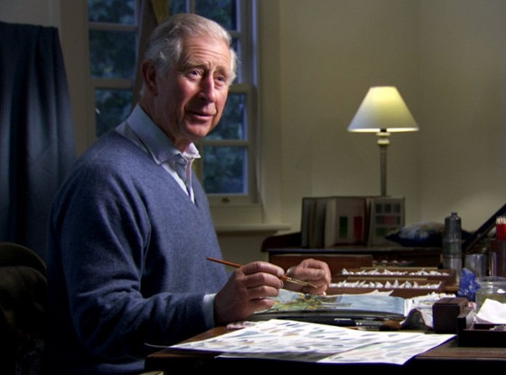 Prince Charles, The Royal Paintbox