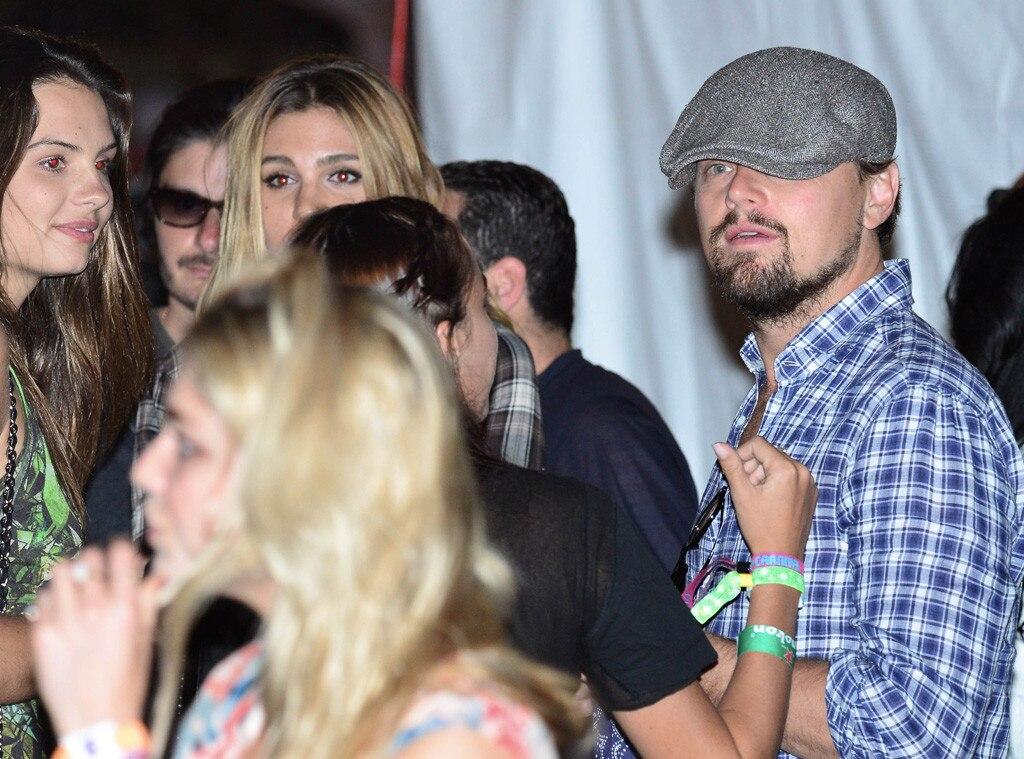 Leonardo DiCaprio, Coachella, 2013