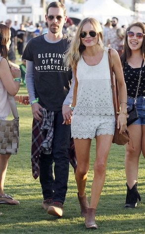 Kate Bosworth, Coachella, 2013