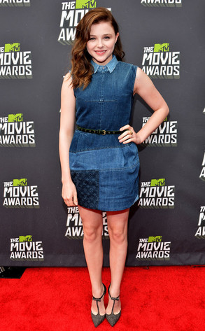 Chloe Grace Moretz, MTV Movie Awards
