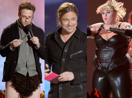 MTV Movie Awards Show Split