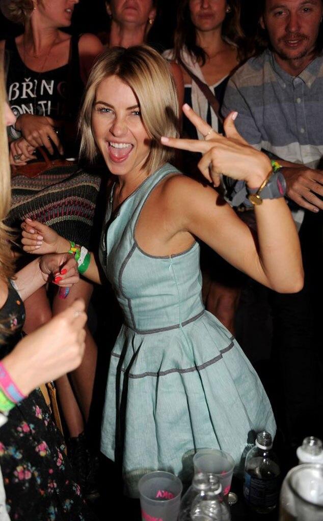 Coachella 2013, Julianne Hough