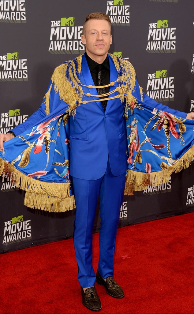 Macklemore, MTV Movie Awards