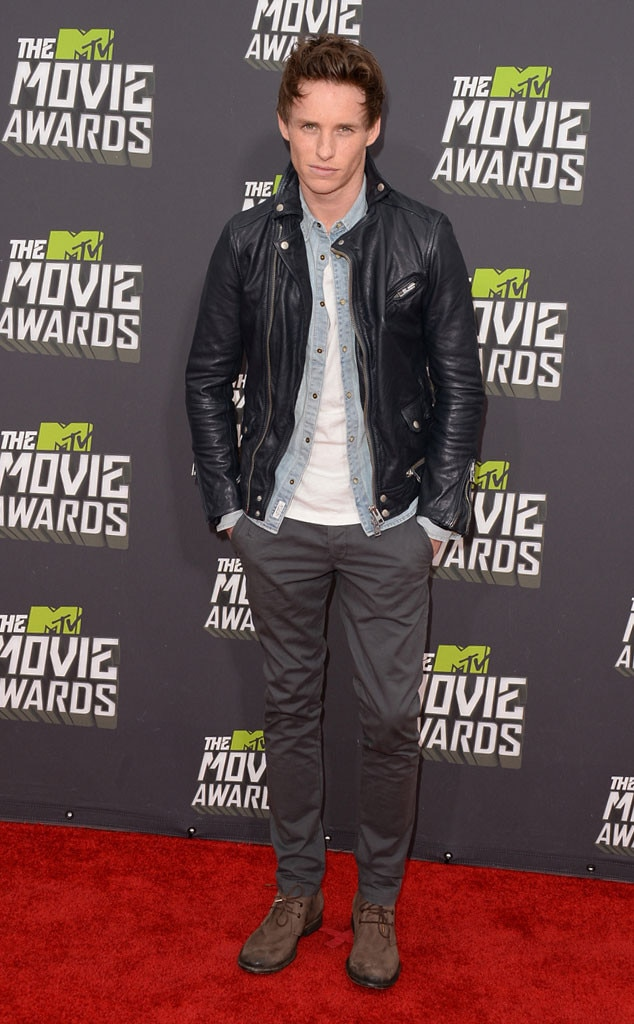 Eddie Redmayne, MTV Movie Awards