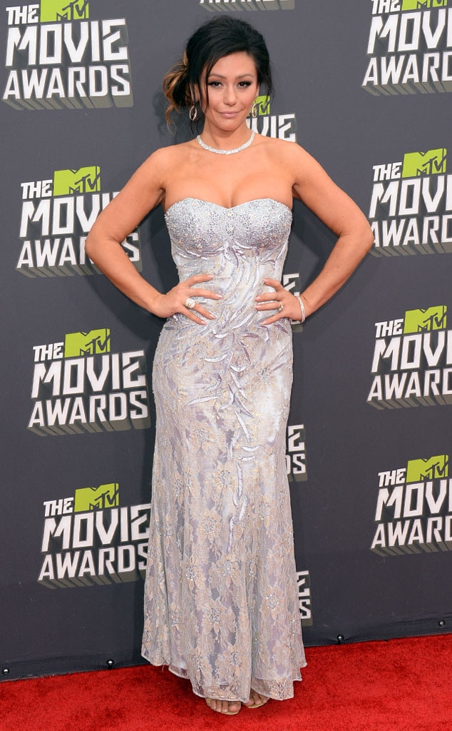 Jennifer Farley JWoww, MTV Movie Awards
