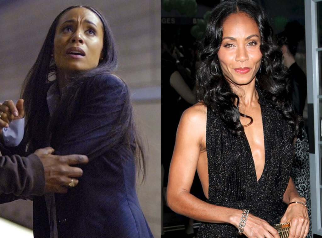 Jada Pinkett Smith, Collateral