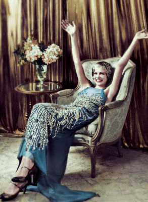 Vogue, Carey Mulligan