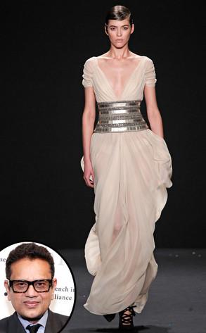 NAEEM KHAN, LUCIANA BARROSO Dress