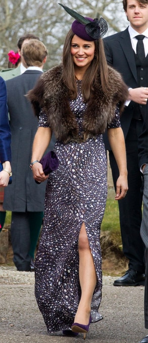 Pippa Middleton Channels The Great Gatsby In 20s Style