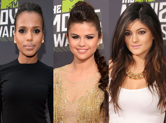 Best of Beauty MTV Movie Awards Split
