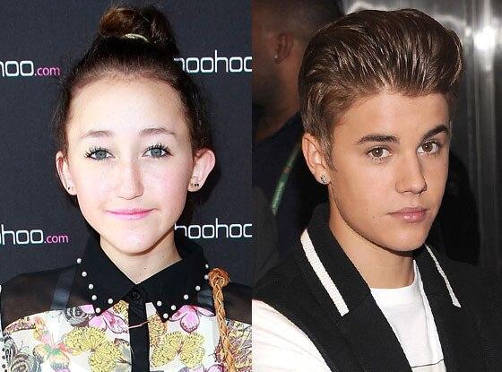 Noah Cyrus, Miley Cyrus