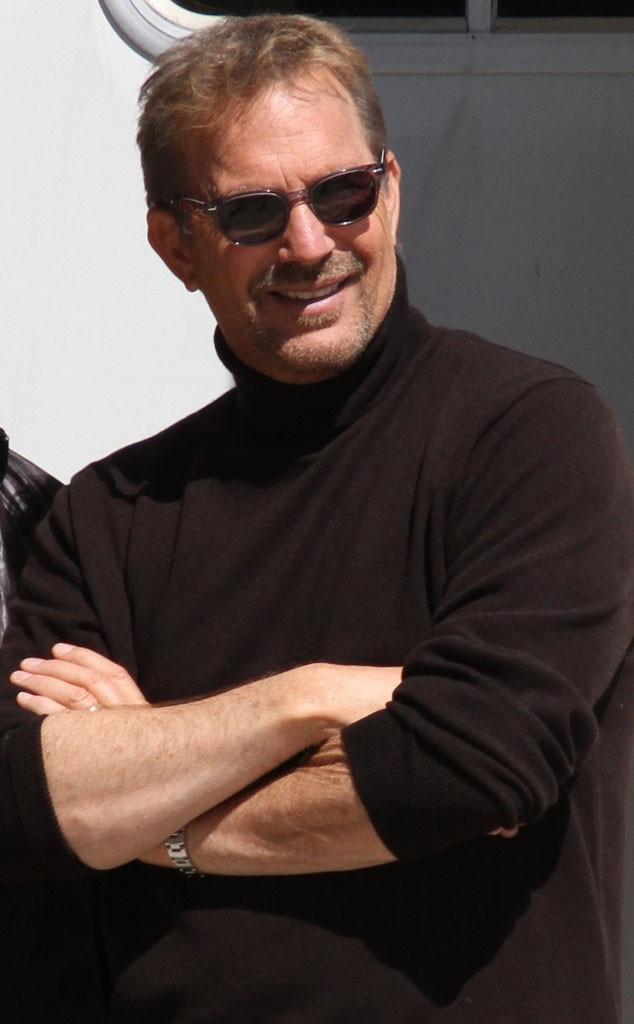 Kevin Costner Talks Valentine S Day Plans With Wife Christine Baumgartner Watch Now on Busy Binder