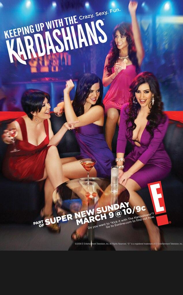 Keep Up with the Kardashians Keyart