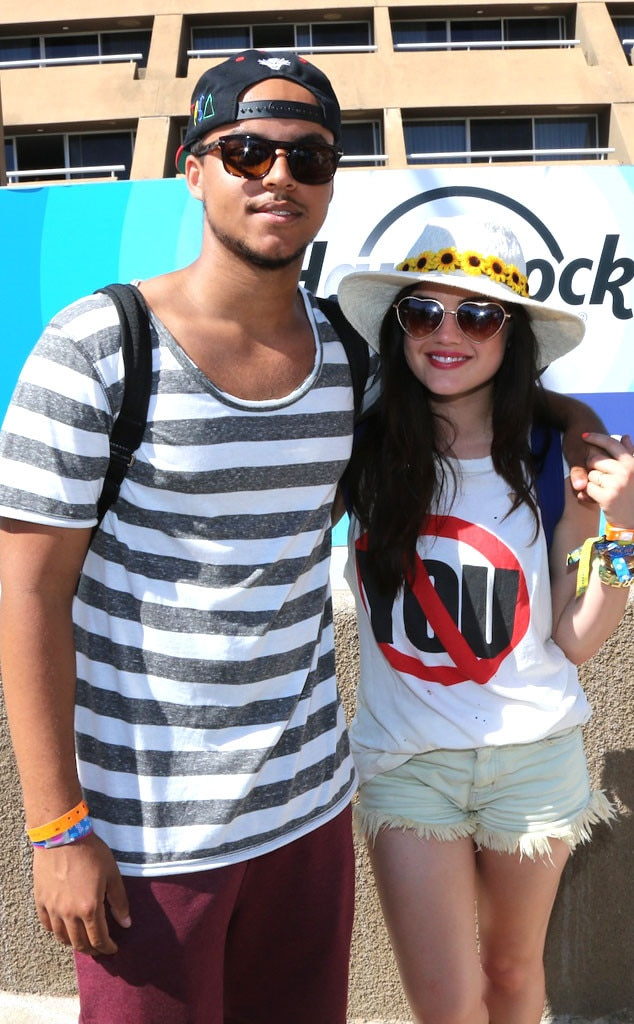 Lucy Hale, Connor Cruise