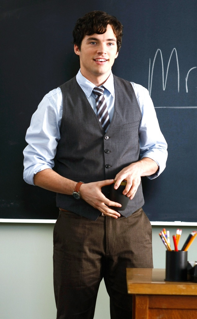 Pretty Little Liars, Ian Harding, Onscreen Teachers