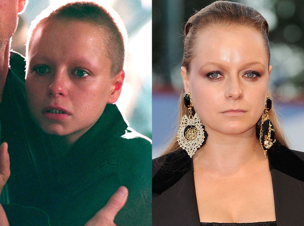 Samantha Morton, Minority Report