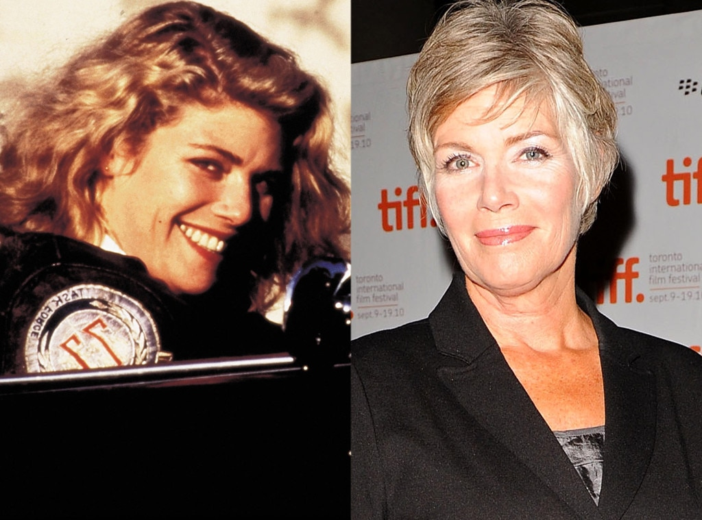 Kelly McGillis, Top Gun