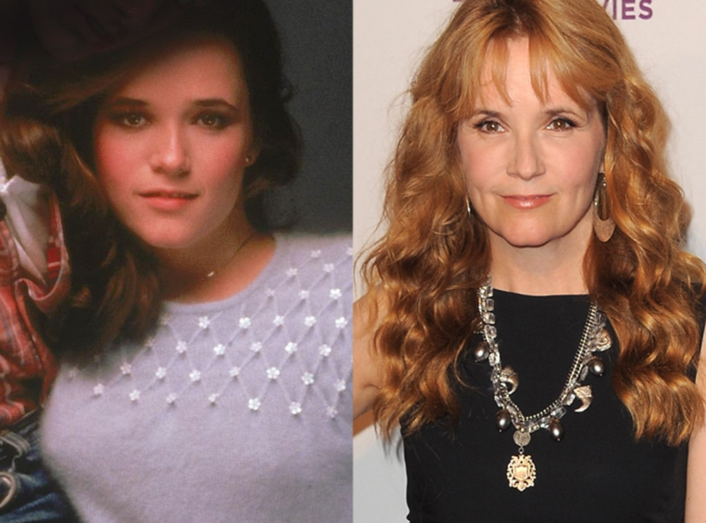 All the Right Moves, Lea Thompson