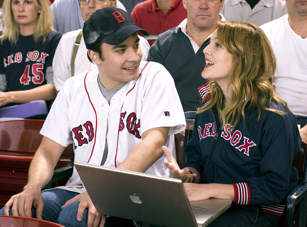 Fever Pitch, Drew Barrymore, Jimmy Fallon