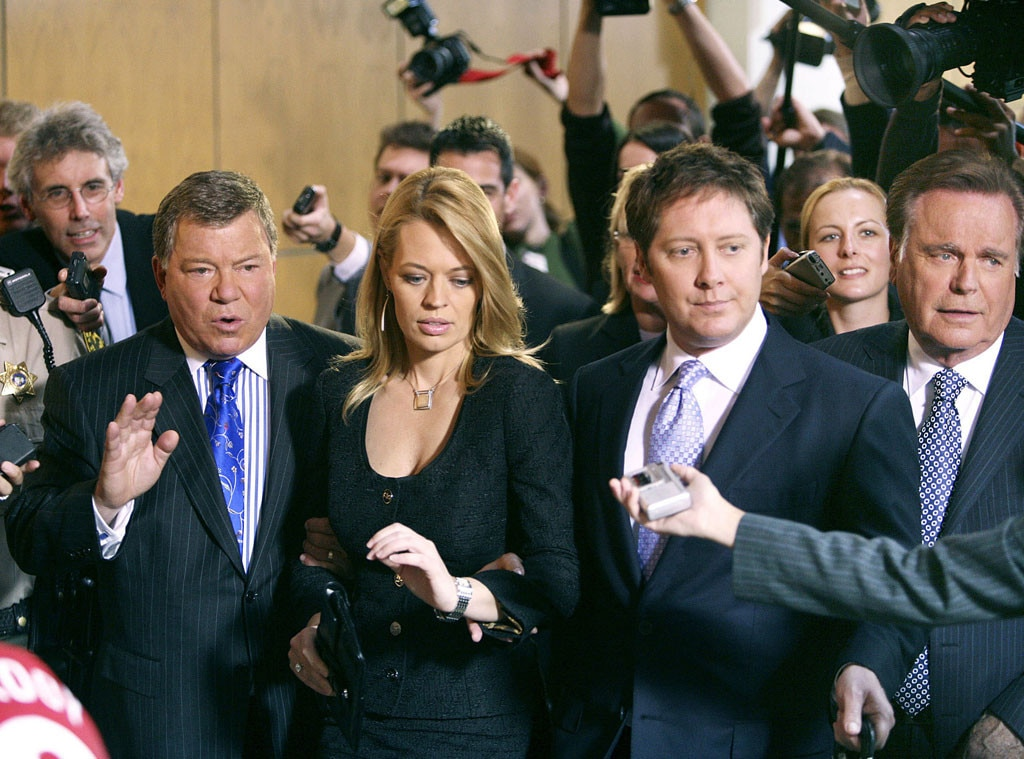 Boston Legal, James Spader, William Shatner