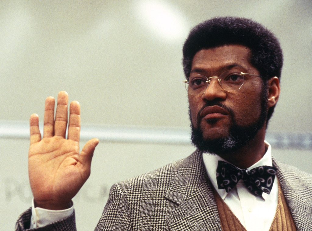 Laurence Fishburne, Higher Learning, Onscreen Teachers